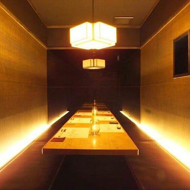 東洞院 SOU -ヒガシノトウインソウ- 店内の画像
