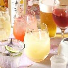 和食にぴったりなお酒が豊富