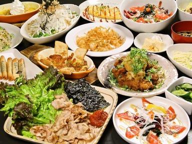 食洞空間 和楽(やわらく) 宮崎店 コースの画像