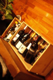各種ワインもご用意してます。