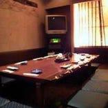 10名様前後での宴会に最適なお部屋もございます。