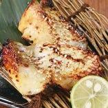 真鯛の西京焼