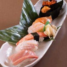 握り寿司(上)