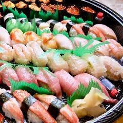 【ご注文例】お寿司(上)5人前