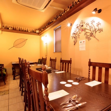 Italian&cafe 月地亭  コースの画像