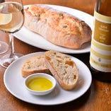 [オリジナルパン] 天然酵母を使い仕上げたパンは芳醇な風味
