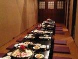 宴会個室座敷席