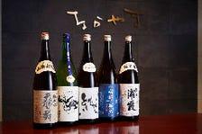 全国おすすめ日本酒