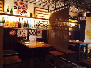 鶏ICHIZU  店内の画像