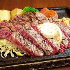 オーストラリア産絶品牛ステーキ