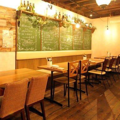 イタリア肉食堂PERO 天満店 店内の画像