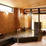 【宴会特典】 露天風呂付大浴場に無料で入浴OK!タオル貸出あり