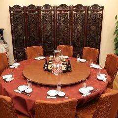 個室宴会 広東料理 龍城 上野店