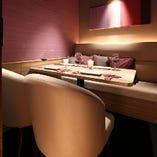 【SV-41】  4名様   温かみのある個室空間!【natural】自然を色彩によりイメージした空間!