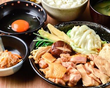 はかた地どり専門料理店 福栄組合 博多川端店 メニューの画像