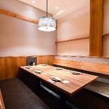 【1階】テーブル席個室