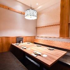 プライベート空間 全室個室