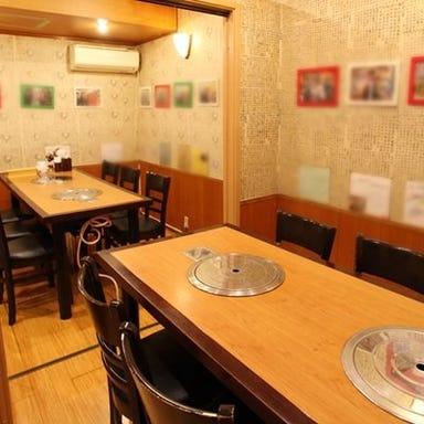 韓国料理 デーハミング 新大久保 店内の画像