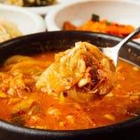 本格韓国料理ランチを午後の活力に…♪