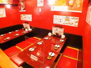 24時間 餃子酒場 中野店  店内の画像