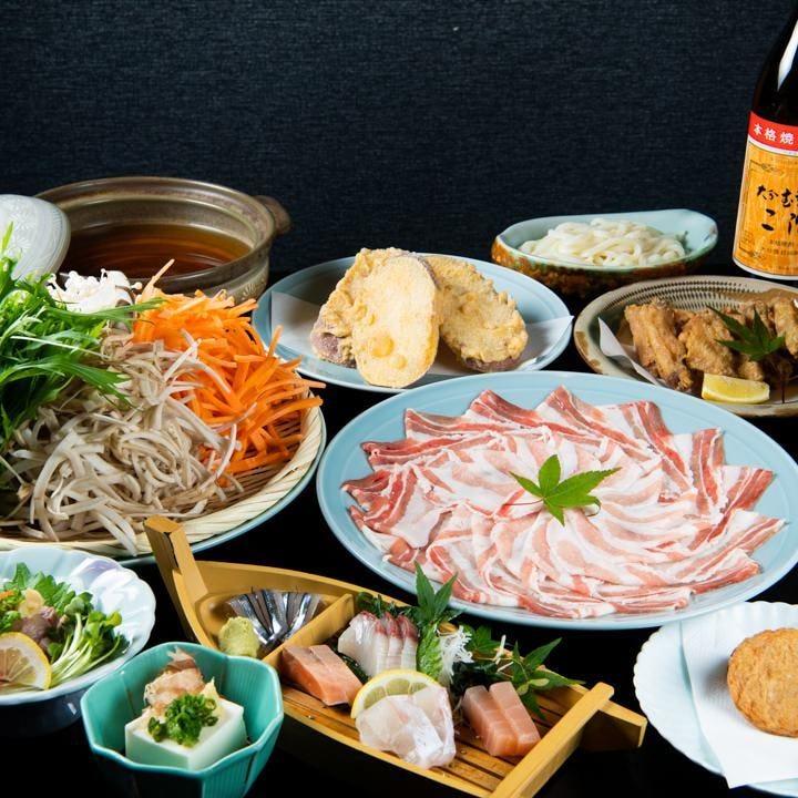 絶品尽くしの九州名物や郷土料理を味わう宴会は当店で決まり!