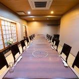 【4階】テーブル席完全個室