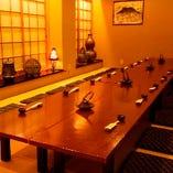 【4階】座敷席完全個室