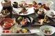 【季節の会席料理】旬の食材を使用したお料理で一番人気のコース