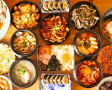 激辛好きにはたまらない韓国料理☆