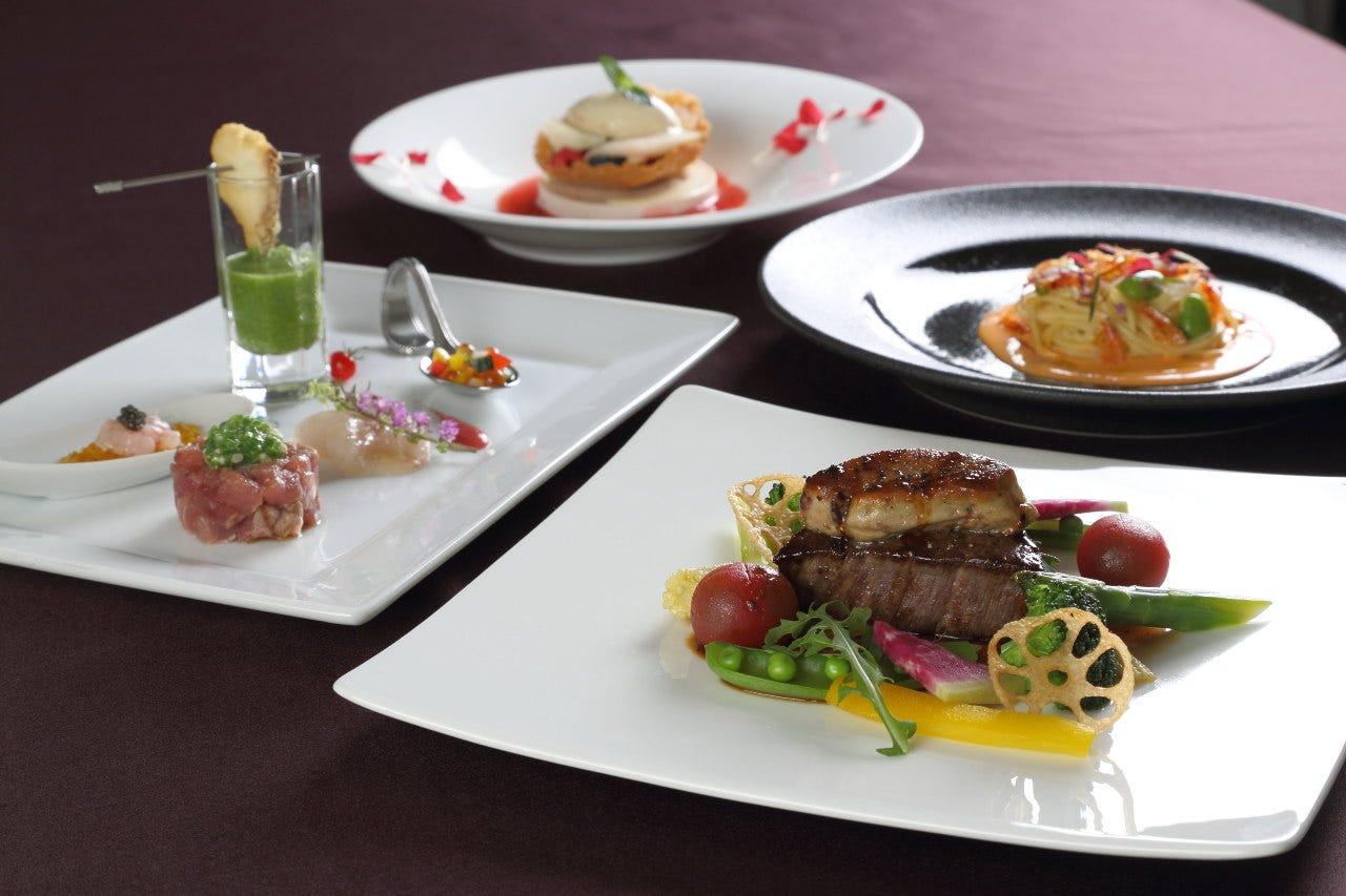 【MIYABIコース】前菜・パスタ・メイン・ドルチェの4品ディナー!