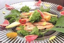 旬な食材を活かす料理を堪能