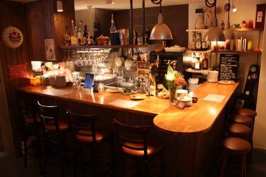イタリア酒場 バール ジーニョ  店内の画像