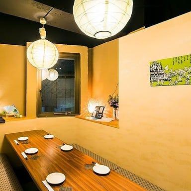 全席個室 居酒屋 九州料理 かこみ庵 博多駅博多口店 店内の画像