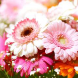 主役の方に・・・花束の手配を致します!