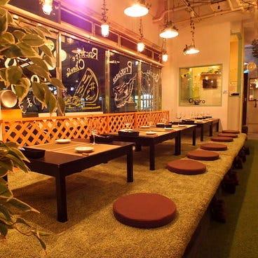オーガニックファーム Chiaro(キアロ) 稲毛 店内の画像