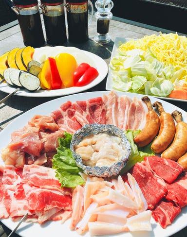 リバーサイドレストラン BIBI  コースの画像