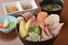 ◆海鮮問屋直営店で鮮魚を満喫!