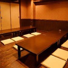 大満足【2H飲み放題付】炙りビンチョウマグロと串焼きコース〈全11品〉4,000円