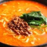 中華酒菜 香 〆の担々麺