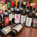 クラフトビールや中国酒、ワインに日本酒など多彩なドリンク!