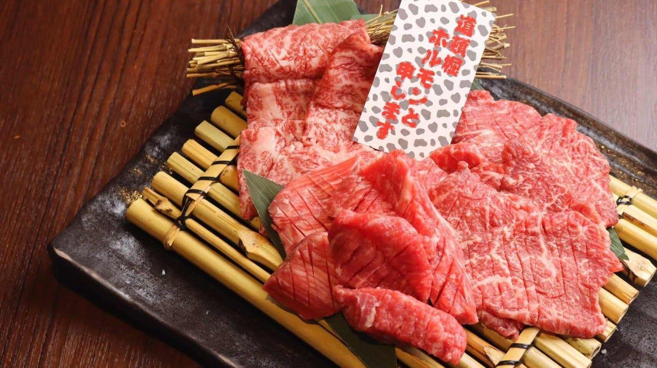食べ放題で珍しい黒毛和牛を低価格で