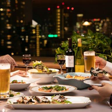 夜景&大型パーティー エル・シエロ 阿波座 こだわりの画像