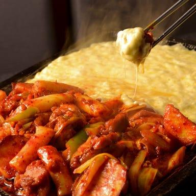 薬膳・韓国家庭料理・韓国焼肉 吾照里 町田店 コースの画像