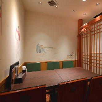 薬膳・韓国家庭料理・韓国焼肉 吾照里 町田店 店内の画像