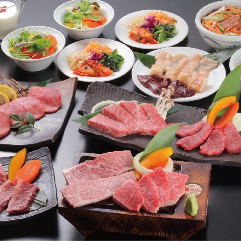 【お料理のみ】極上おもてなしコース お料理12品
