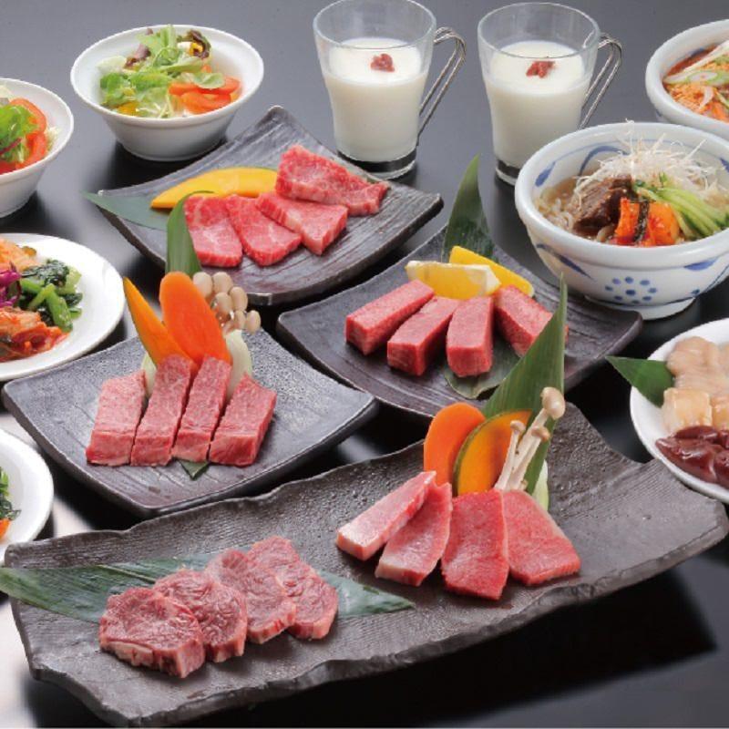 【お料理のみ】凱旋門コース お料理12品