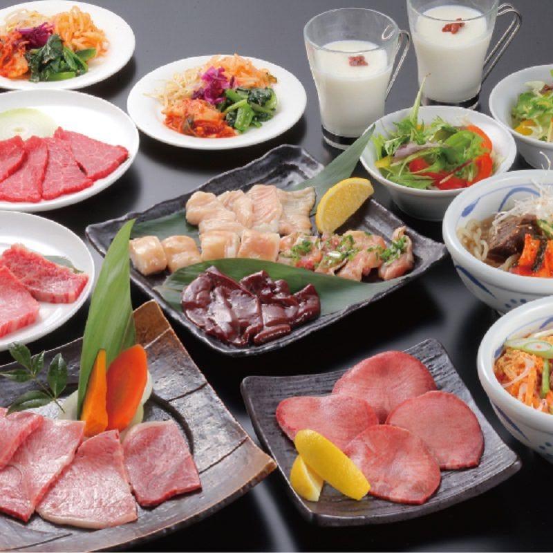 【お料理のみ】くつろぎコース お料理12品