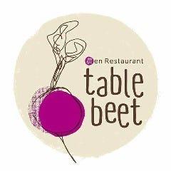 自家農園野菜と自然派ワイン table beet