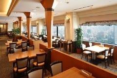 シビックスカイレストラン 椿山荘