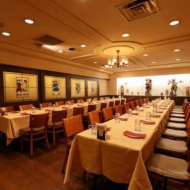 ビアレストラン アサヒビアケラーアベノ  店内の画像